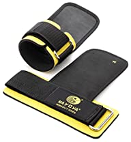 Weight Lifting Straps – With Built in…