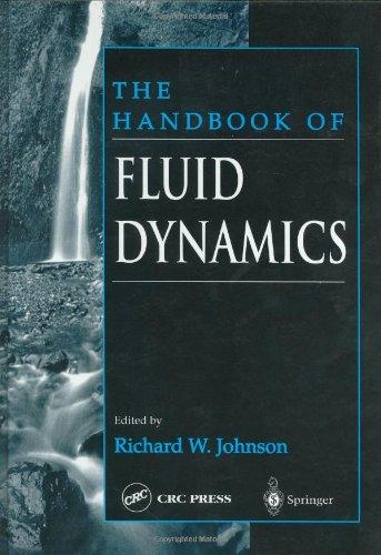 PDF⋙ The Handbook of Fluid Dynamics by Richard W  Johnson