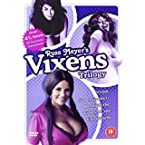 Vixens Trilogy [DVD]by Kitten Natividad
