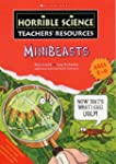 Mini-beasts (Horrible Science Teacher...