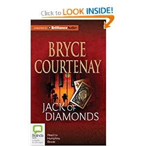 Bryce Courtenay - Jack of Diamonds - Bryce Courtenay