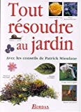 Tout rsoudre au jardin
