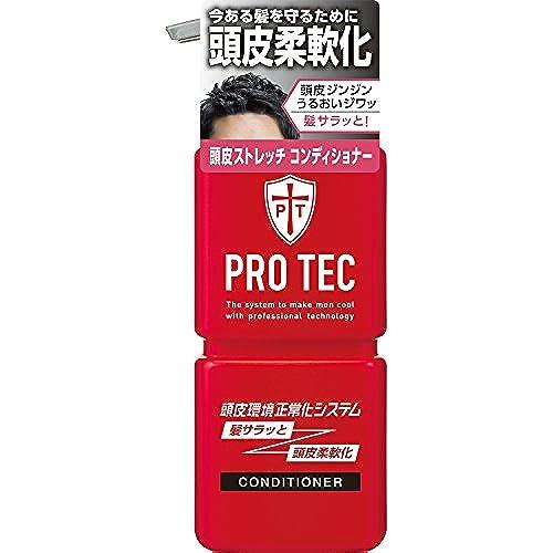 PRO TEC(프로 테크) 두피 스트레치 컨디셔너 펌프 300g-