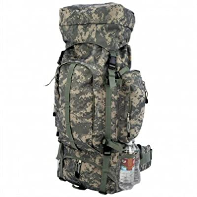Extreme Pak Dgt Camo Montaineers Backpack