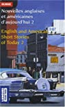 Nouvelles anglaises et am�ricaines : English and American Short Stories of Today : Volume 2 par Yvinec