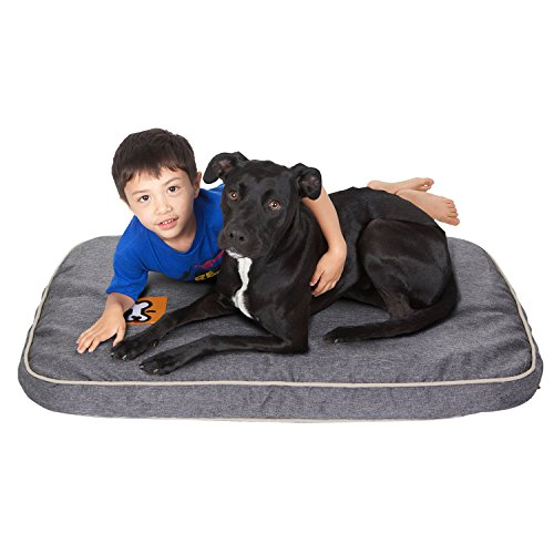 GoCooper Dog Bed 35 x 25 Inch, Orthopedic Large Dog Beds with Removable Cover (35 X 25 Dog Bed compare prices)