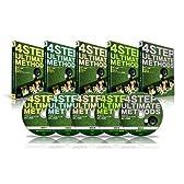 ツアーの実戦経験から導き出された4法則でぐいぐい変わる「プロゴルファー上田諭尉の4STEP ULTIMATE METHODS」 [DVD]