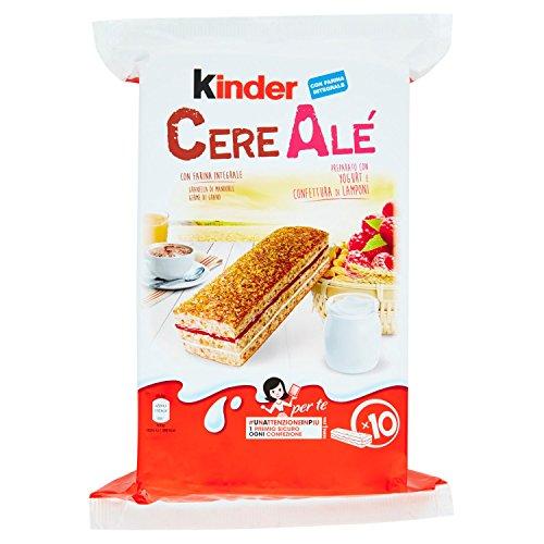 Kinder Ferrero Cereale Lampone - 285 gr