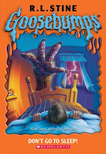 Goosebumps #54: Don't Go to Sleep!