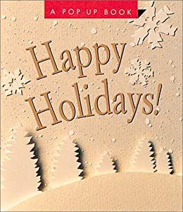 """Cover of """"Happy Holidays! (Miniature Edit..."""