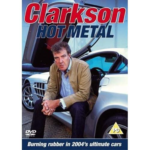 Джереми Кларксон - Горячий металл / Jeremy Clarkson - Hot Metal (Brian Klein) [2004, документальный, DVDRip]