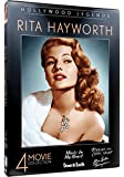 Hollywood Legends: Rita Hayworth - 4 Movie Collection - Music in My Heart - Down To Earth - Tonight and Every Night - Miss Sadie Thompson