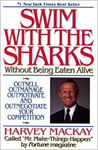"Cover of ""Swim With the Sharks Without Be..."