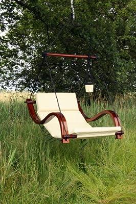 Luxus Hängestuhl von rojo24 bei Gartenmöbel von Du und Dein Garten