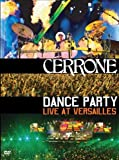 echange, troc Cerrone : Dance party - Live at Versailles