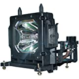 AuraBeam Professional Sony LMP-H202 Projector Replacement Lamp With Housing Powered By Philips