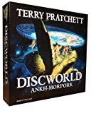 Terry Pratchett Ankh Morpork Discworld Board Game