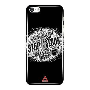 a AND b Designer Printed Mobile Back Cover / Back Case For Apple iPhone 5 / Apple iPhone 5s (5S_3D_3583)