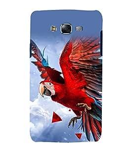 printtech Nature Bird Parrot Back Case Cover for Samsung Galaxy J2 / Samsung Galaxy J2 J200F