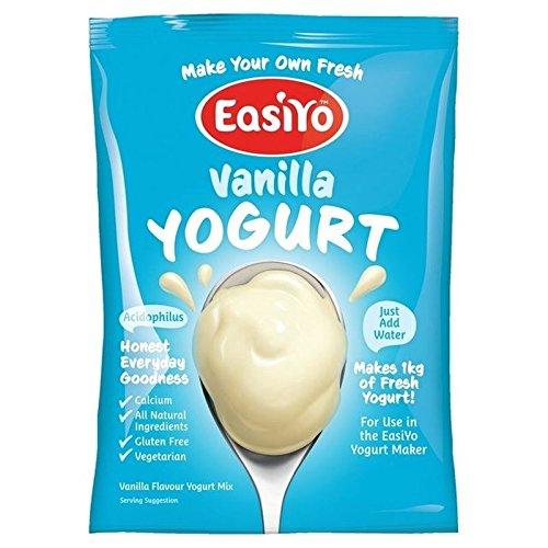 Vanille Easiyo Yaourt Mélange 230G - Paquet de 6