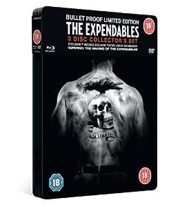 Expendables [Blu-Ray/Dvd] [Edizione: Regno Unito]