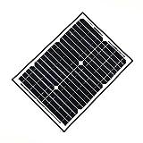 ALEKO® 12-Volt 20 Watt Solar Panel
