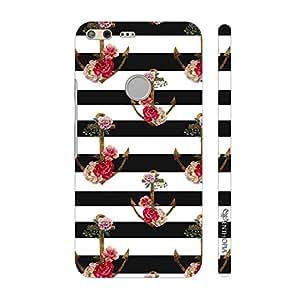 Enthopia Designer Hardshell Case Anchored Love Back Cover for Google Pixel