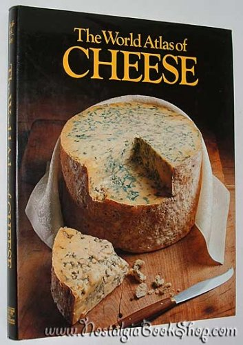 The World Atlas of Cheese, Nancy Eekhof-Stork