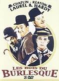 Les Rois du burlesque - Charlie Chaplin, Laurel et Hardy & Buster keaton)