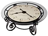 Howard Miller 615-010 Ravenna Cocktail Table Clock by by Howard Miller