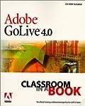 Adobe GoLive 4.0 Classroom in a Book