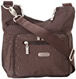 Baggallini Luggage Criss Cross Water Resistant Bag