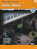img - for Alfred's MusicTech, Bk 1: Teacher's Guide (Book & CD-ROM) (Alfred's Musictech Series) book / textbook / text book