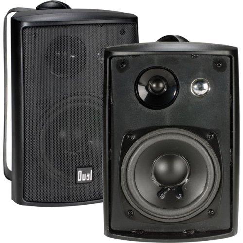 dual-lu43pb-100-watt-3-way-indoor-outdoor-speakers-in-black-pair