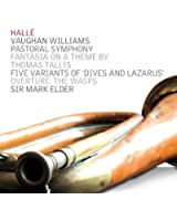 Vaughan Williams : uvres orchestrales. Elder.