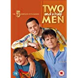 Two And A Half Men - Season 5 [DVD] [2009]by Charlie Sheen