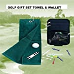 New Maxim Velour Golf Towel And Walle...