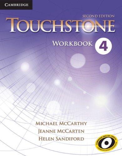 Touchstone Level 4 Workbook Second Edition