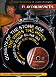 img - for Play Drums with... Queens of the Stone Age, the Vines, the Hives, Bowling for Soup, Blink 182, Sum 41 and Jimmy Eat World book / textbook / text book