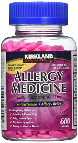 3-X-600-Kirkland-Allergy-Medicine-Diphenhydramine-HCI-25mg-Generic-Benadryl