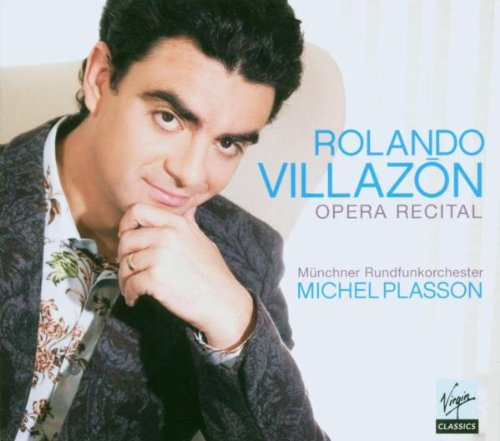 Recital De Opera (VILLAZON / Michel Plasson) - CD