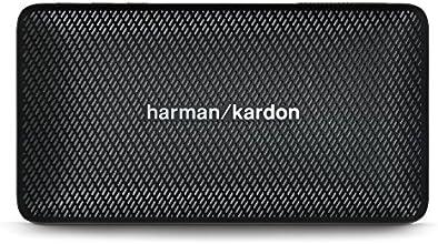 【国内正規品】harman/kardon ESQUIRE MINI ポータブルワイヤレススピーカー Bluetooth対応 ブラック  HKESQUIREMINIBLKAS
