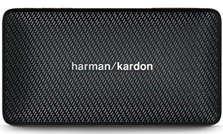 【国内正規品】HARMAN INTERNATIONAL ESQUIRE MINI ポータブルスピーカー Bluetooth対応 ブラック HKESQUIREMINIBLKAS