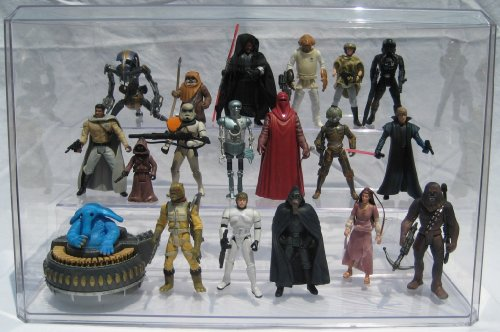 APEX Action Figure Display Case (Toy Display Case compare prices)