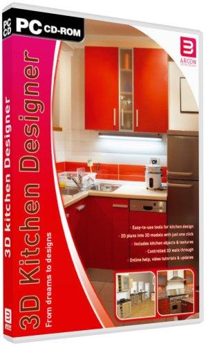 Arcon 3D Kitchen Designer (PC)