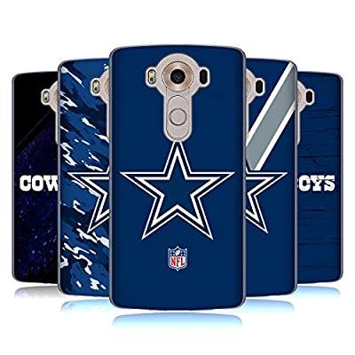 Official NFL Dallas Cowboys Logo Soft Gel Case for LG V10