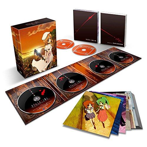 アニメ「ひぐらしのなく頃に」BD-BOX [Blu-ray]