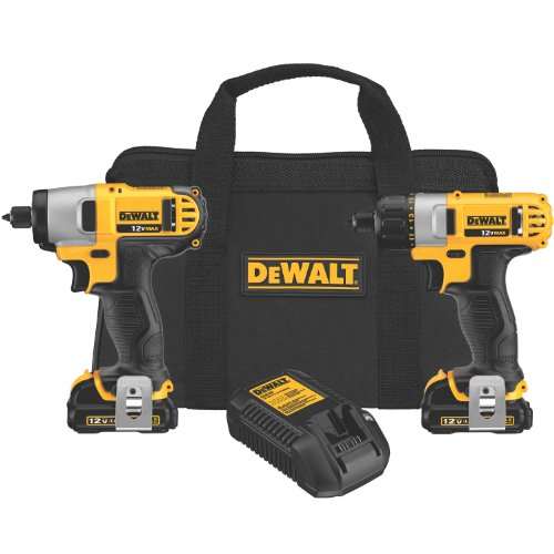 Us Gt Sale Dewalt Dck210s2 12 Volt Max Screwdriver Impact