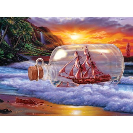 A Ship at Sea 1000 pc