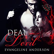 Deal with the Devil Audiobook by Evangeline Anderson Narrated by Mackenzie Cartwright